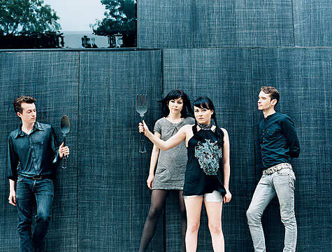 Sons and Daughters were a rock band from Glasgow, Scotland formed from 2001 to 2012.