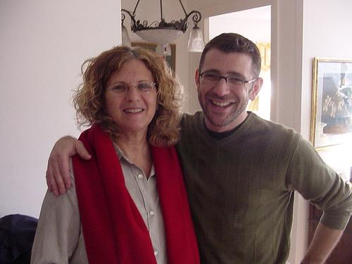 Adam Honig and Celia Honig