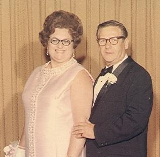 Geraldine and Jack Newman