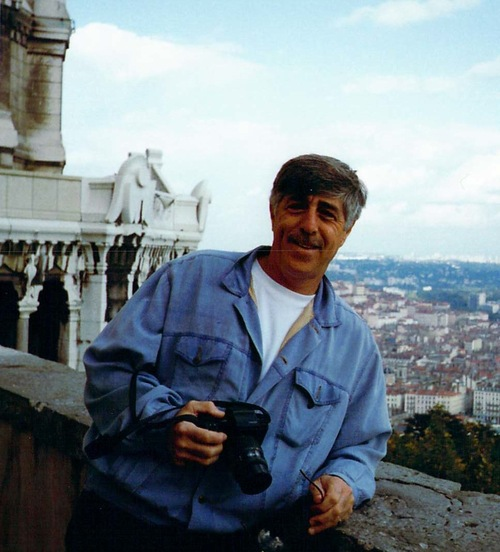 Alan Honig in Florence