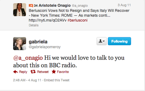 bbc and onagio