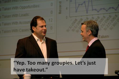 salesfoce executives