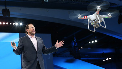 Drone at Dreamforce 2014
