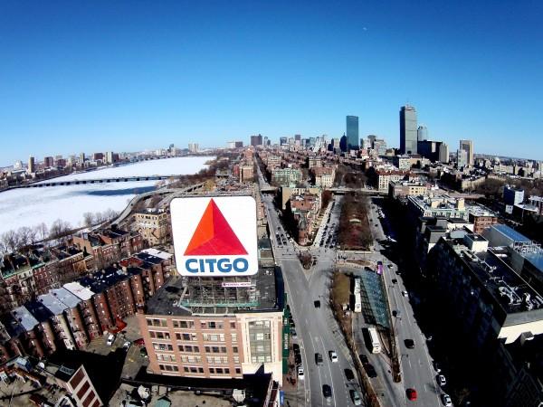 Citgo Sign and Boston